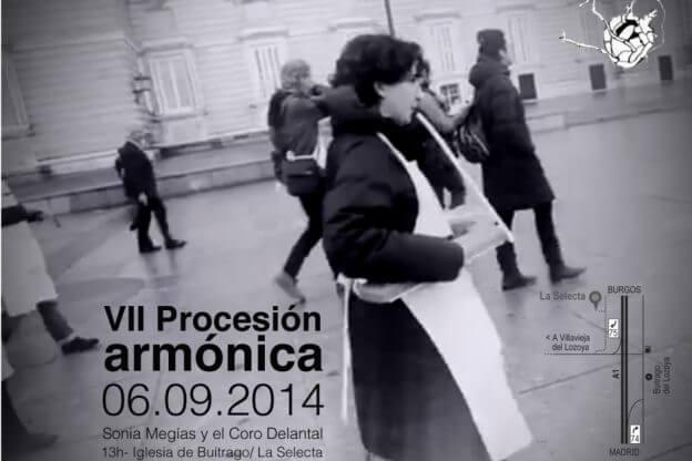 2014'IX'6. Buitrago del Lozoya. VII Procesión armónica - cartel