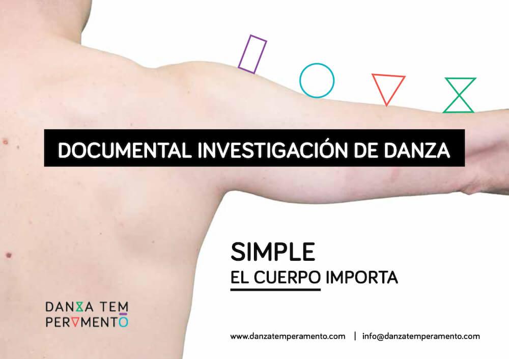 2016'X'14. Entreno del documental 'Simple' en el Festival de cine de Madrid