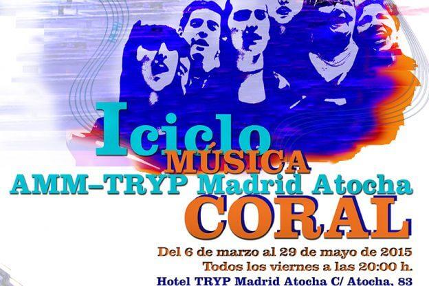 2015'III-V. Ciclo Coral - cartel