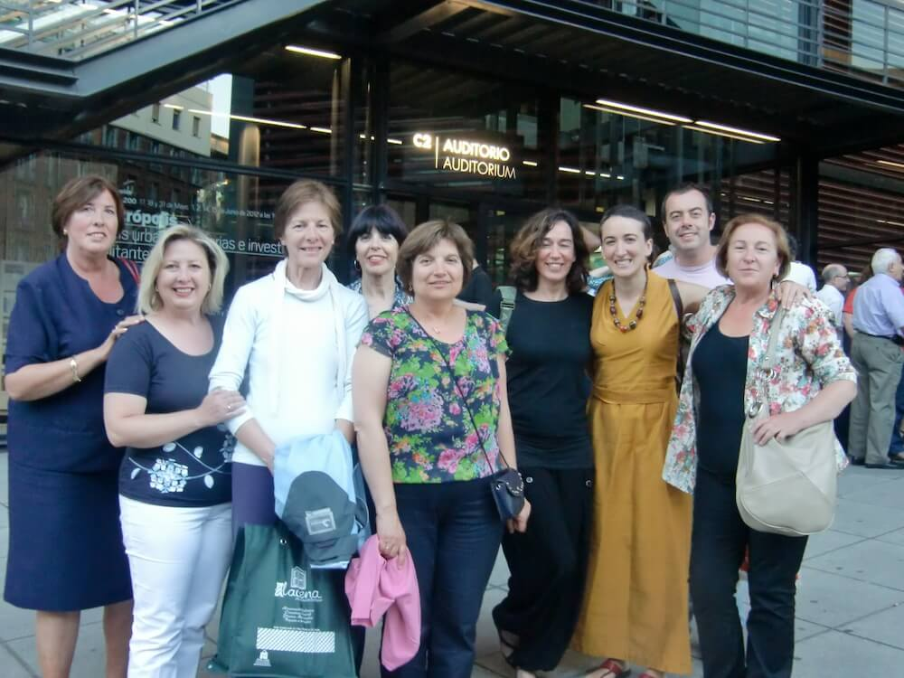 2012'VI'4. Estreno de 'Sshhcrack' - con mis fans de Almansa