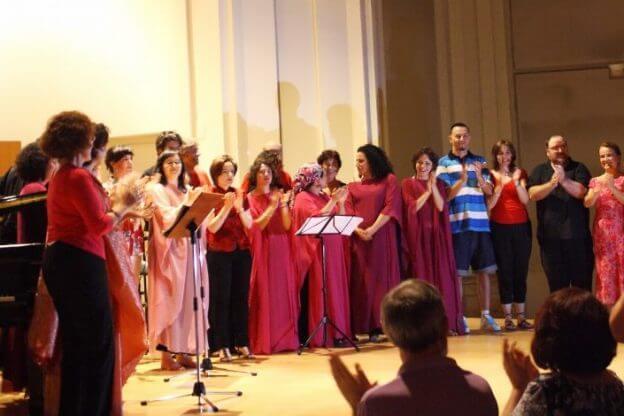 2010'VI'26. Concierto monográfico en Alcalá - saludos finales