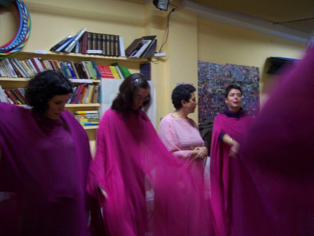 2010'X. Estreno de 'LBaila' - Prueba de las túnicas