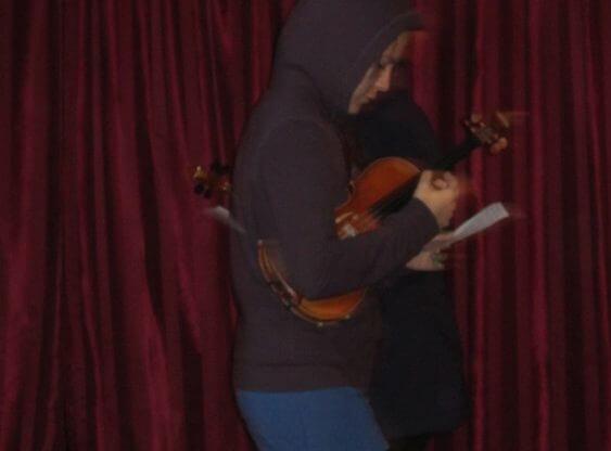 2011'XI'17. I MONO+GRAPHIC - 'Primera Beckettiana' por Patti Kilroy y Elvira Martínez - foto 1