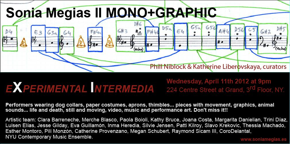 2012'IV'11. II MONO+GRAPHIC. Invitation