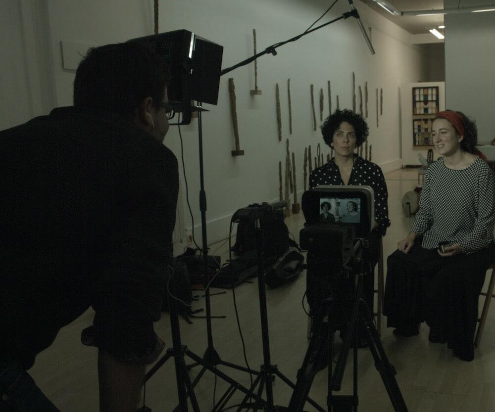 2016'XII'1. Madrid. Dúa de Pel con Manu Alcaraz en Ra del Rey - entrevista
