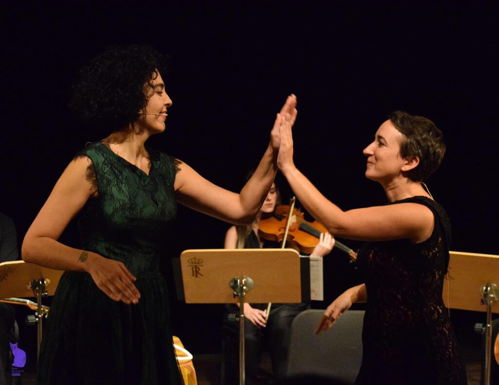 2018'X'5. Teatro Real, Sala Gayarre. Presentación CD Dúa de Pel - Foto de Ela Rabasco - 6