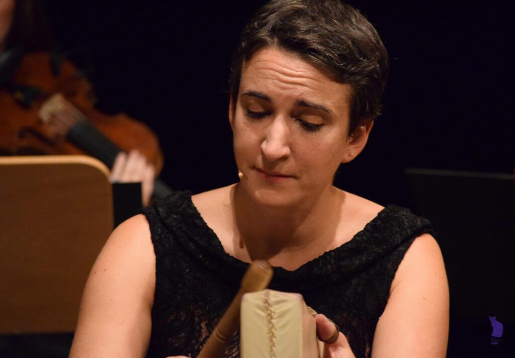 2018'X'5. Teatro Real, Sala Gayarre. Presentación CD Dúa de Pel - Foto de Ela Rabasco - 12