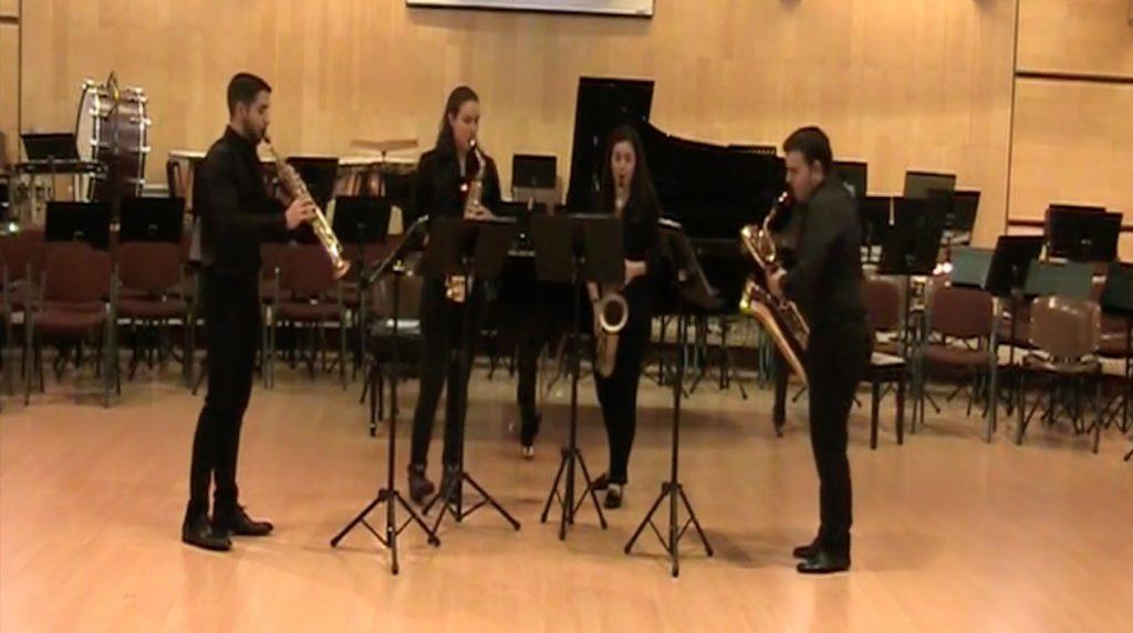 Cuarteto de saxos Ilusax