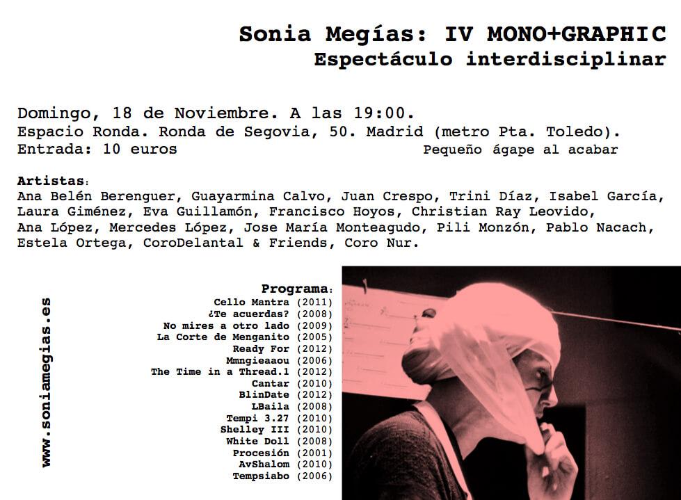 2012'XI'18. IV MONO+GRAPHIC. Invitación