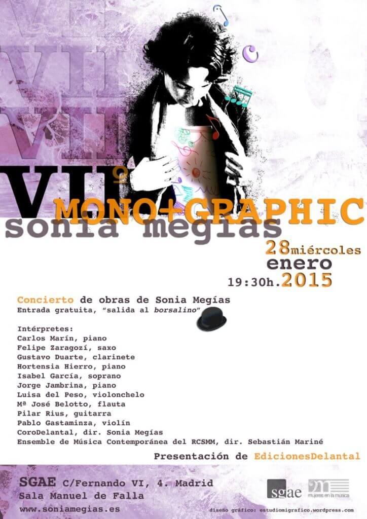 2015'I'28. VII MONO+GRAPHIC - cartel