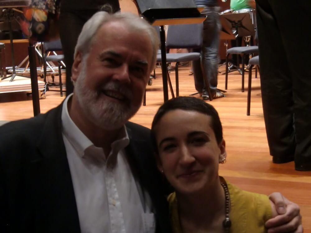 2012'VI'4. Estreno de 'Sshhcrack' - con Antonio Moral, director del CNDM