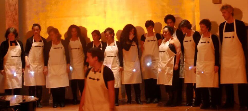 2012'XI'18. IV MONO+GRAPHIC. El CoroDelantal.