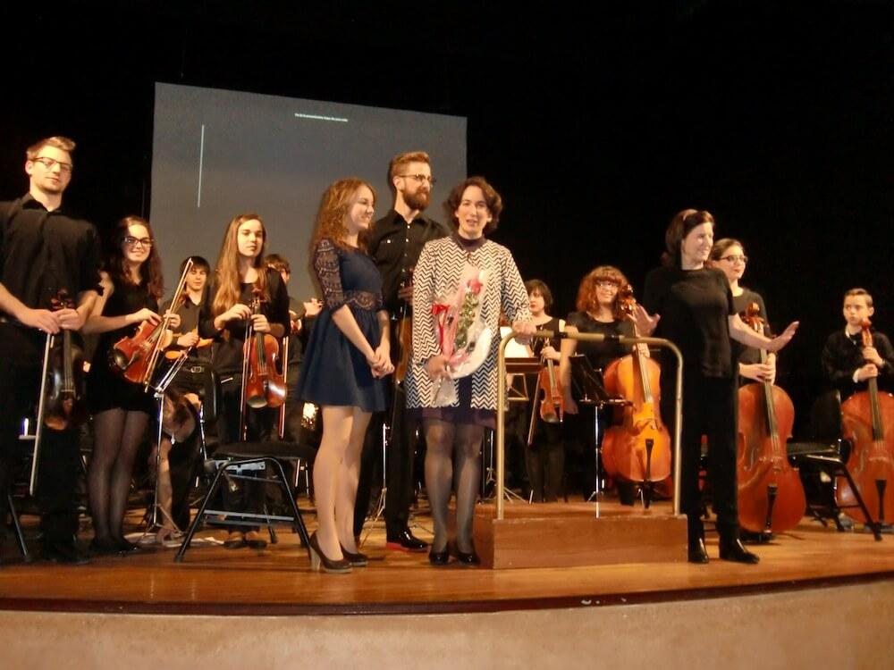 2015'III'14. 'Divertimento' por la orquesta Gaspar Cassadó – saludos