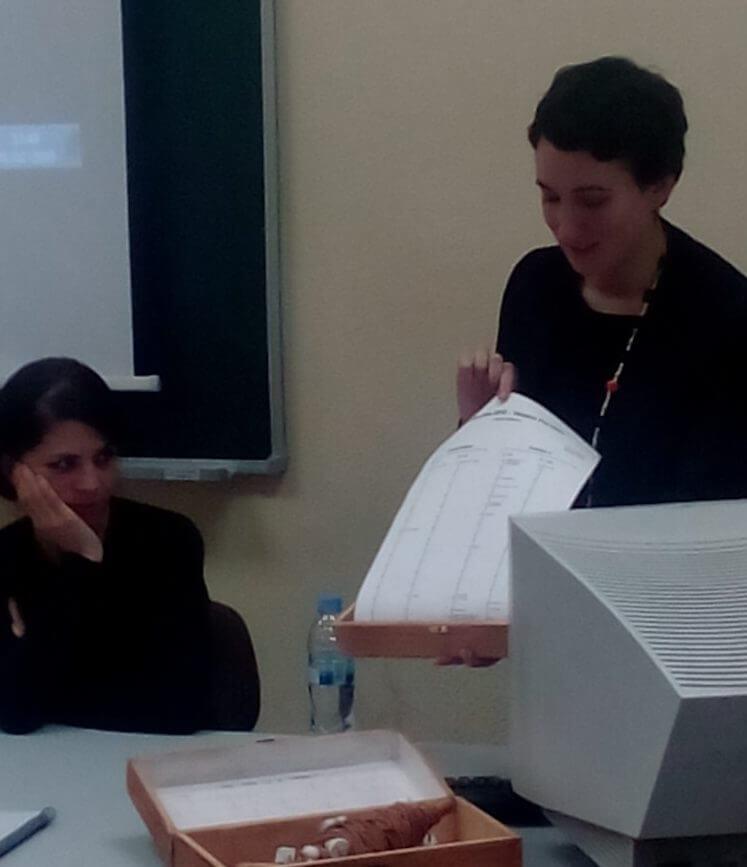 2016'II'1. Diálogo con las compositoras Irene Galindo y Sonia Megías - foto 2