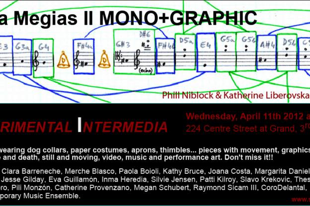 2012'IV'11. II MONO+GRAPHIC. Invitación